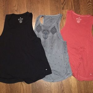 """3 American Eagle """"Soft & Sexy"""" tank tops"""